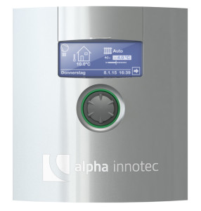 alpha innotec luxtronic juhtimiskeskus