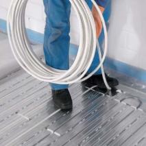cofloor vesi põrandakütte toru paigaldus